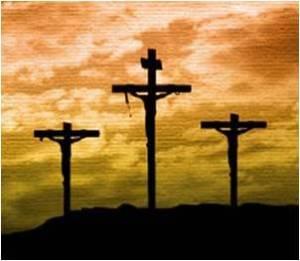 three crosses
